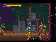 x-men super nintendo